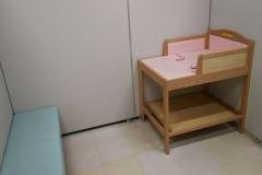 名古屋港シートレインランド ベビールーム(4Dキング併設無料休憩所内)の授乳室・オムツ替え台情報