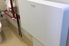 コーナンPRO WORK&TOOL 茨木店(1F)のオムツ替え台情報