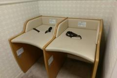 ファミリータウンアズパーク店(2F)の授乳室・オムツ替え台情報
