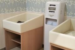 イオンタウン稲城長沼(1F)の授乳室・オムツ替え台情報