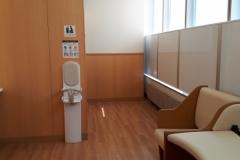 新千歳空港(2F 銀行ATM付近)の授乳室・オムツ替え台情報