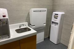 ホテル阪急レスパイヤオオサカ(9F)の授乳室・オムツ替え台情報
