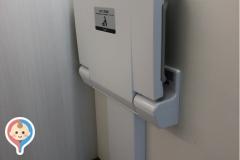 としま区民センター(パパママスポット外)(2F)のオムツ替え台情報