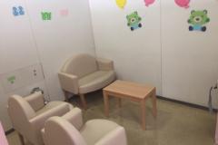 横浜労災病院(2F)の授乳室・オムツ替え台情報