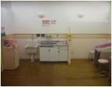 イオン東神奈川店(3階 赤ちゃん休憩室)の授乳室・オムツ替え台情報