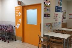 ケーズデンキ吉川店(1F)の授乳室・オムツ替え台情報