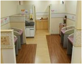イオン福島店(3階 赤ちゃん休憩室)の授乳室・オムツ替え台情報