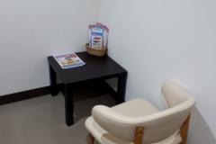 本の学校今井ブックセンターの授乳室・オムツ替え台情報