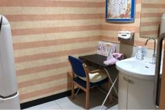コープみやざき かおる坂店(1F)の授乳室・オムツ替え台情報