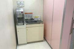 米山SA (下り)(1F)の授乳室・オムツ替え台情報