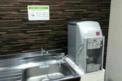 イオンモール大和郡山(3F)の授乳室・オムツ替え台情報