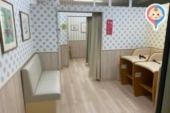 イオン熊本中央店(2F)の授乳室・オムツ替え台情報