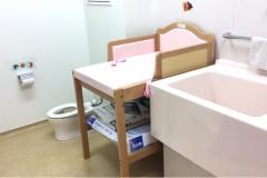 中野区役所中部すこやか福祉センター(2F)の授乳室・オムツ替え台情報
