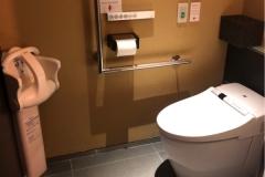 ホテルニューオータニ(ザ・メイン ロビィ階)のオムツ替え台情報