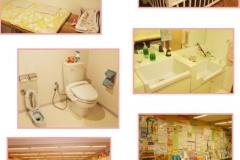 子育てほっとスペースすきっぷ(1F)の授乳室・オムツ替え台情報