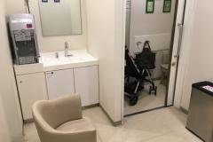 中野マルイ(2F)の授乳室・オムツ替え台情報