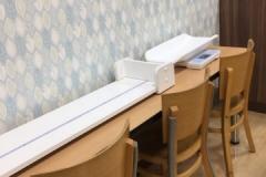 イオン厚木店(3F)の授乳室・オムツ替え台情報