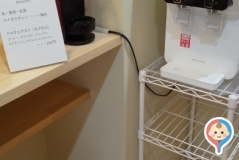 Work and Play SOSHIGAYA(わーぷれ)(1F)の授乳室・オムツ替え台情報