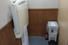 赤福 本店(1F)のオムツ替え台情報