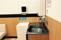 イオン古川橋駅前店(3F)の授乳室・オムツ替え台情報