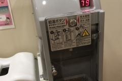 小谷SA 上りの授乳室・オムツ替え台情報
