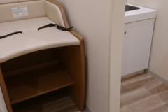 三鷹駅改札内アトレヴィ三鷹4階(4F)の授乳室・オムツ替え台情報