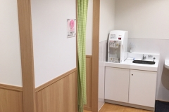 ふじおか(1F)の授乳室・オムツ替え台情報