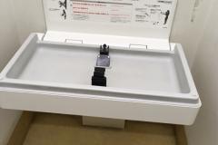 LUZ(1F)の授乳室・オムツ替え台情報