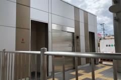 広電西広島駅のオムツ替え台情報
