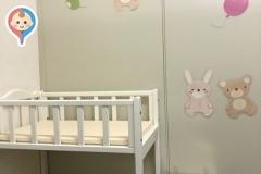 江戸東京博物館(1F)の授乳室・オムツ替え台情報