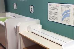 イオンスタイル湘南茅ヶ崎(3F)の授乳室・オムツ替え台情報