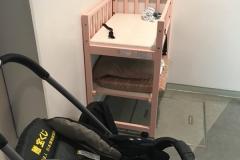 芦屋市立美術博物館(1F)のオムツ替え台情報
