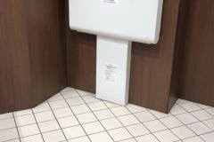いかり 箕面店(1F)のオムツ替え台情報