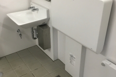 白山公園 トイレのオムツ替え台情報