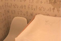 Hello world cafe(1F)の授乳室・オムツ替え台情報
