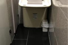 西松屋 徳島北島店のオムツ替え台情報