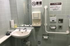 ニトリ 伊丹店(1F)のオムツ替え台情報