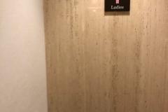 ホテル椿山荘東京(バンケット棟B1F女子トイレ内)(B1)のオムツ替え台情報