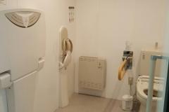 辰野町世界昆虫博物館のオムツ替え台情報