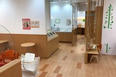 伊勢丹府中店(7F)の授乳室・オムツ替え台情報