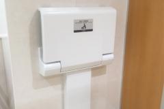 熊本市総合体育館(1F)のオムツ替え台情報