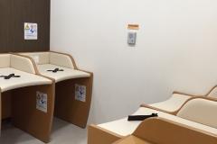 キュービックプラザ新横浜(6F)の授乳室・オムツ替え台情報