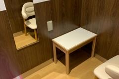 東京駅 京葉線(地下3F)の授乳室・オムツ替え台情報