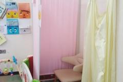 東日暮里ふれあい館 プレイルーム内(2F)の授乳室・オムツ替え台情報