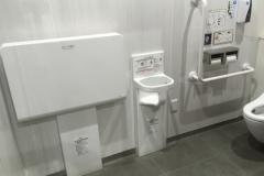 千代県庁口駅(改札内)(B1)のオムツ替え台情報