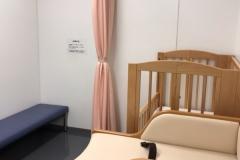 芳賀町総合情報館 (図書館)(1F)の授乳室・オムツ替え台情報