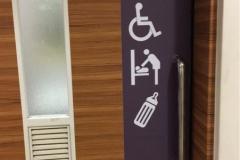 心斎橋BIGSTEP(ビッグステップ)(4階)の授乳室・オムツ替え台情報