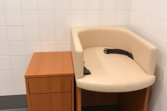 御徒町吉池本店ビル ユニクロ3Fだれでもトイレ(3F)のオムツ替え台情報