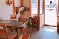 くつろぎカフェ とまりぎ(1F)のオムツ替え台情報