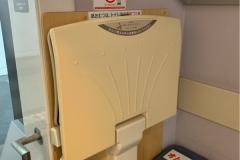 山形市立病院 済生館(1F)の授乳室・オムツ替え台情報